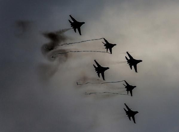 Nga diễn tập không quân quy mô lớn giáp các nước NATO