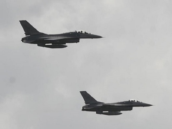 Máy bay chiến đấu F-16 (Ảnh minh họa)