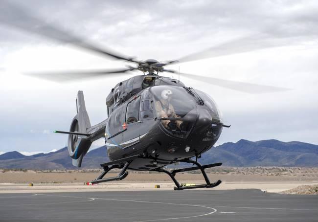 Máy bay trực thăng lưỡng dụng hạng nhẹ EC-145 T2