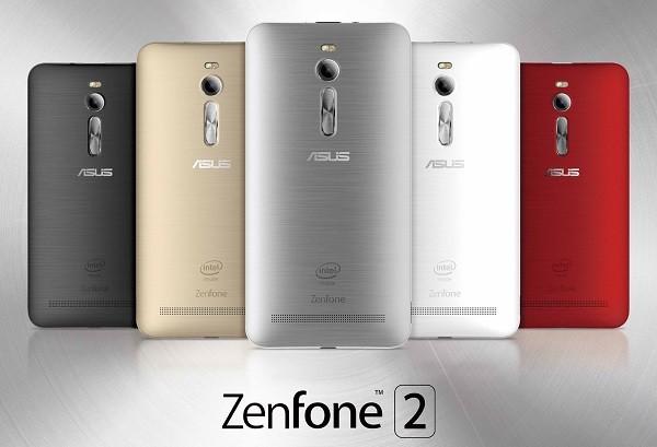 Có thật Asus Zenfone 2 sẽ đứng đầu trong quân đoàn Android?