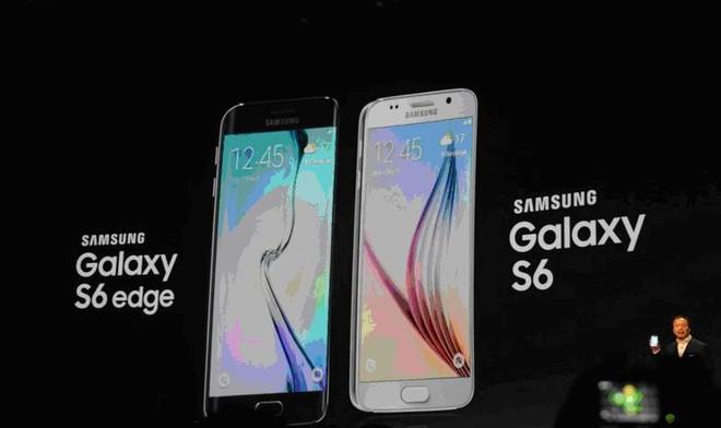 Samsung ra mắt bộ đôi Galaxy S6: Hấp dẫn nhưng không bất ngờ