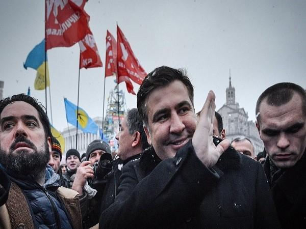Cựu Tổng thống Gruzia Mikheil Saakashvili