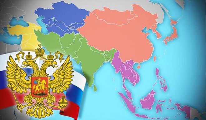 Các học giả Nga cho rằng, Moscow nên sử dụng lợi thế địa lý để trở thành lãnh tụ châu Á