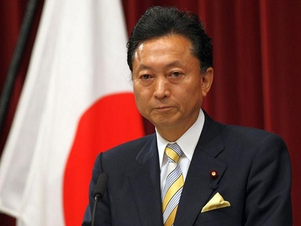 Cựu Thủ tướng Nhật Bản Yukio Hatoyama