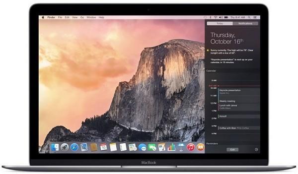 MacBook mới: Siêu mỏng, sắc nét và nhiều đột phá khác