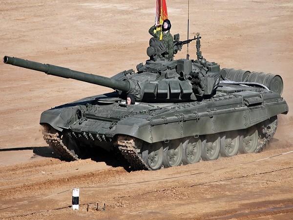 Xe tăng chiến đấu chủ lực T-72B3