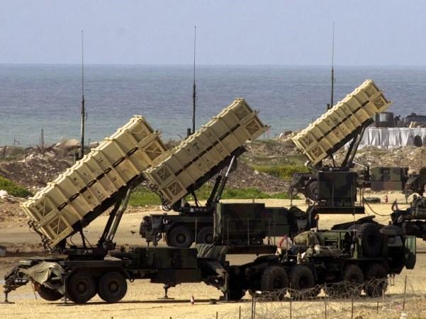 Hệ thống tên lửa Patriot của Mỹ