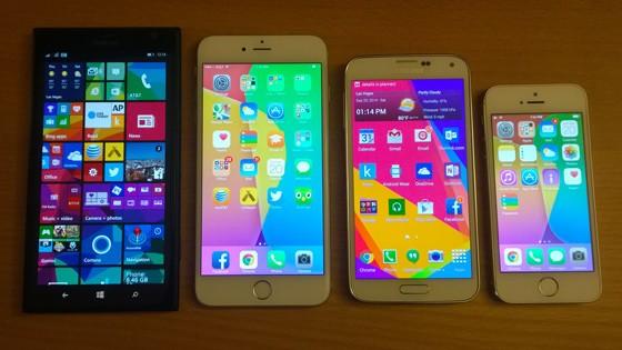 Người dùng có thể đổi smartphone lấy iPhone trong vài tuần tới ảnh 1