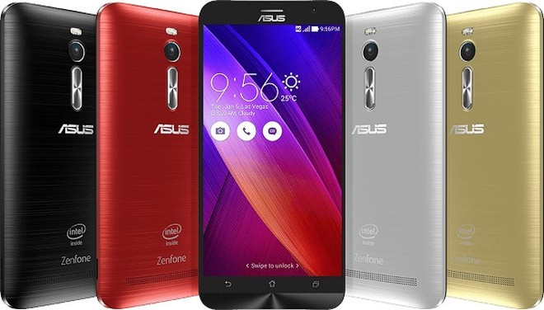Asus tham vọng lọt top 10 nhà sản xuất điện thoại hàng đầu thế giới