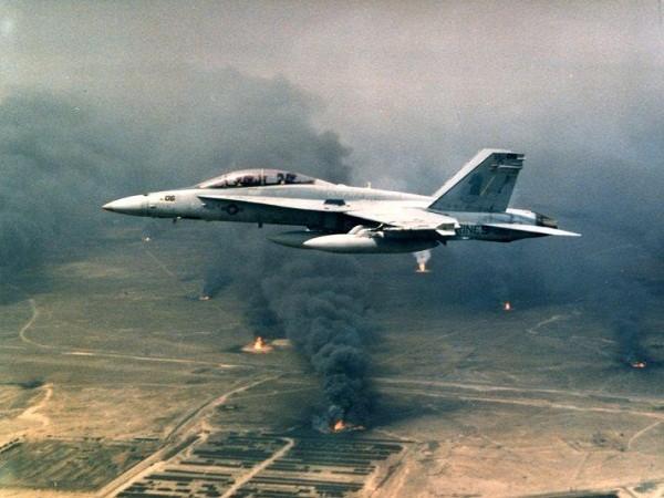 Bắt đầu từ ngày 26/3, liên quân do Saudi Arabia đứng đầu đã tiến hành không kích phiến quân Yemen (Ảnh minh họa)