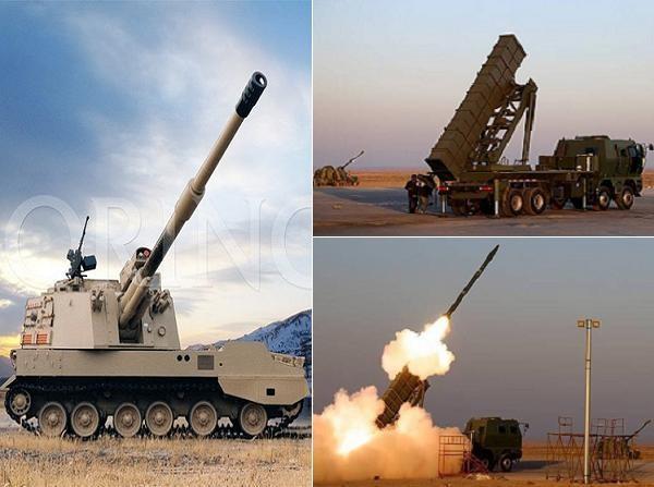 Thái Lan đang sở hữu hàng loạt vũ khí lục quân của Trung Quốc