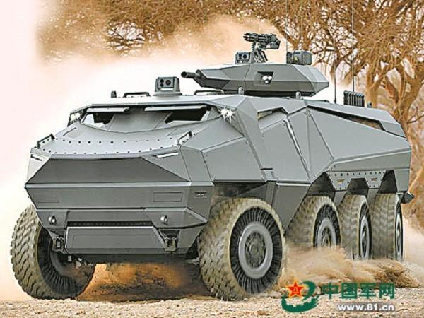 Bốn thiết bị quân sự độc đáo nhất thế giới ảnh 2
