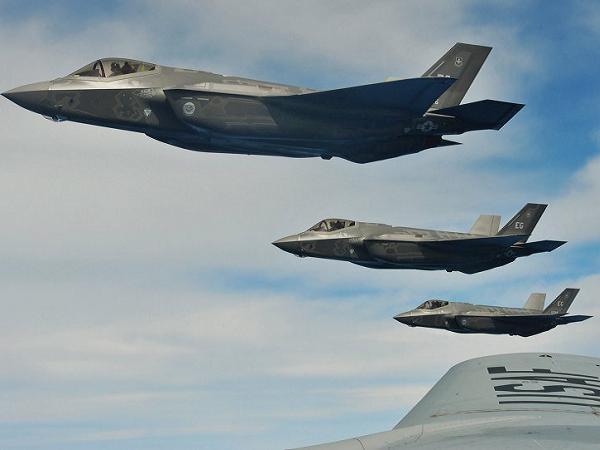 Mỹ định đưa máy bay chiến đấu tàng hình F-35 tới châu Á?