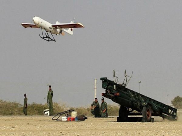 Iran thử nghiệm máy bay không người lái