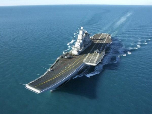 """Ấn Độ """"tiêm thuốc tăng lực mạnh"""" cho tàu sân bay INS Vikramaditya ảnh 1"""