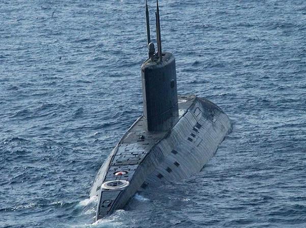 Tàu ngầm lớp Kilo (Ảnh minh họa)