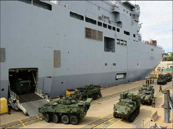 Pháp không thể bán các tàu này cho bất cứ nước nào bởi trên tàu có bí mật quân sự của Nga