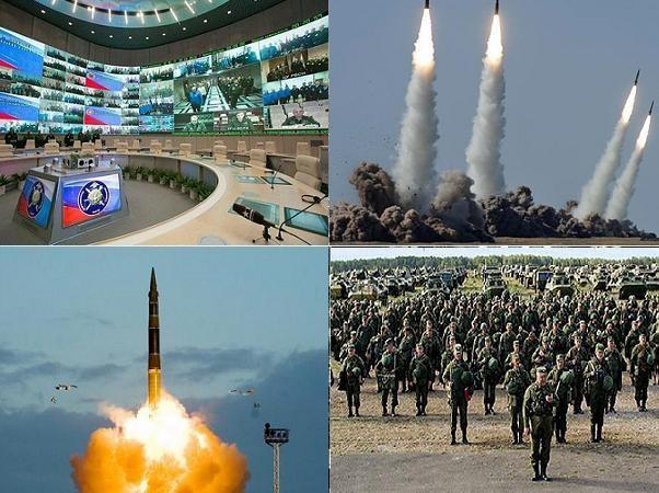 Mỹ và NATO rất quan ngại trước thực lực lực lượng hạt nhân chiến lược của Nga
