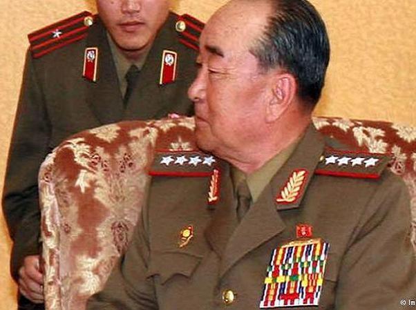 Đại tướng Triều Tiên Kim Kyok-sik