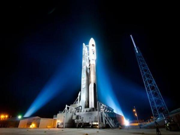 Tên lửa đẩy vũ trụ Antares của Orbital Sciences sử dụng động cơ RD-180 của Nga