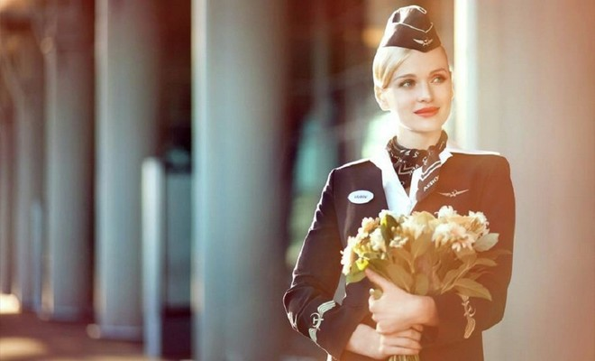 Hiện Aeroflot được xếp hạng top 3 các hãng hàng không tốt nhất thế giới với những nữ tiếp viên vô cùng hấp dẫn