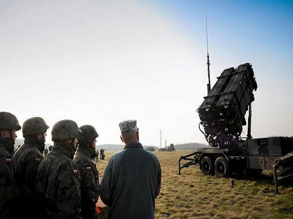 Hệ thống tên lửa phòng không Patriot của Mỹ triển khai tại Ba Lan