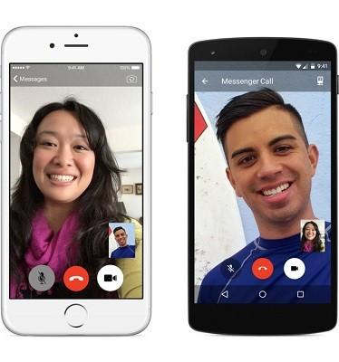 Gọi video miễn phí trên Facebook Messenger