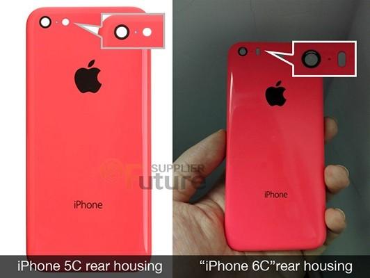 """iPhone 6c """"vô tình"""" lộ diện trên trang chủ của Apple"""