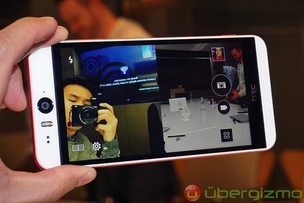 Top 5 smart phone được trang bị đèn flash LED cùng với camera trước ảnh 1