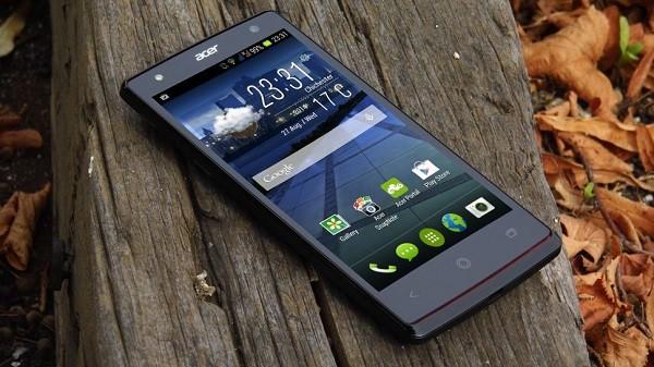 Top 5 smart phone được trang bị đèn flash LED cùng với camera trước ảnh 4