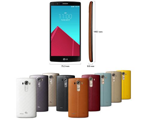 LG G4 được bán ra tại Mỹ ngày hôm nay