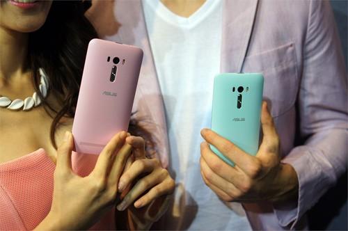 Asus Zenfone Selfie có camera trước 13MP ảnh 2