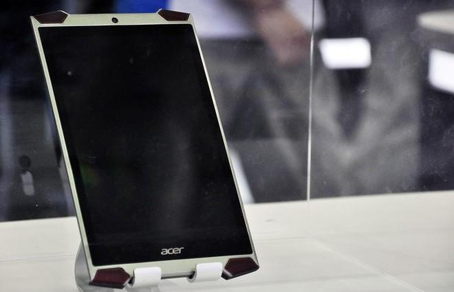 Dòng máy tính bảng chơi game Predator của Acer sắp được công bố