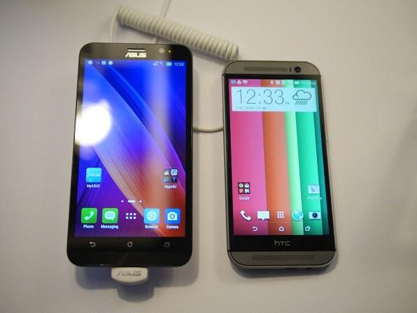 Thua lỗ liên tục, HTC bị Asus thôn tính?