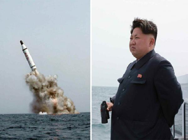 Nhà lãnh đạo Triều Tiên Kim Jong-un thường xuyên thị sát các cuộc diễn tập quân sự