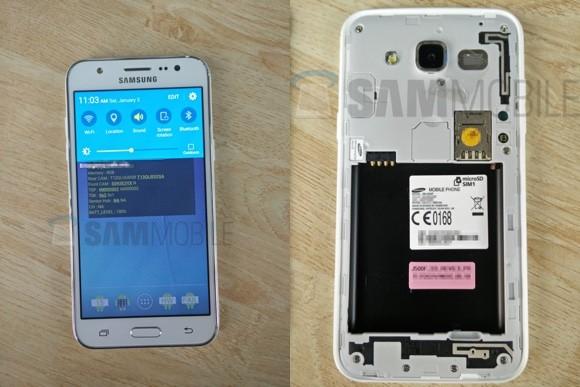 Samsung Galaxy J5 sắp được công bố
