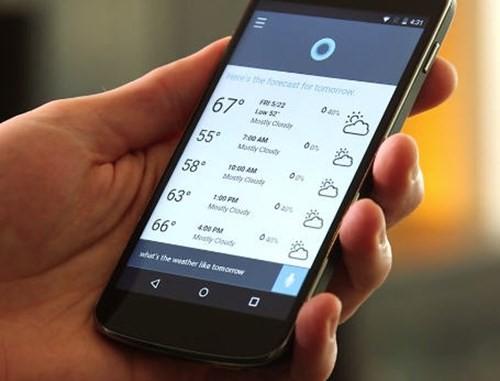 Trợ lý ảo Cortana của Windows Phone sắp có mặt trên Android ảnh 1