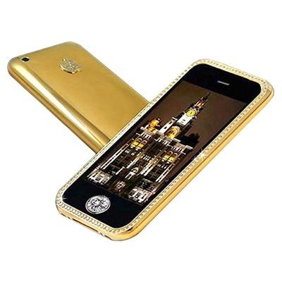 iPhone 3G nạm kim cương có giá 2,4 triệu USD ảnh 2
