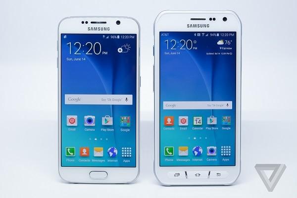 5 lý do nên mua Samsung Galaxy S6 thay vì S6 Active ảnh 1