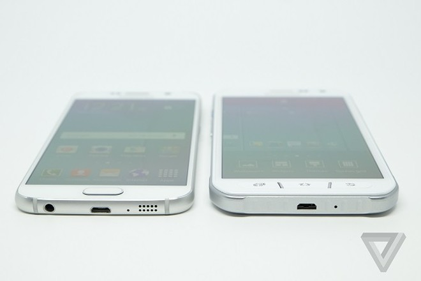 5 lý do nên mua Samsung Galaxy S6 thay vì S6 Active ảnh 3
