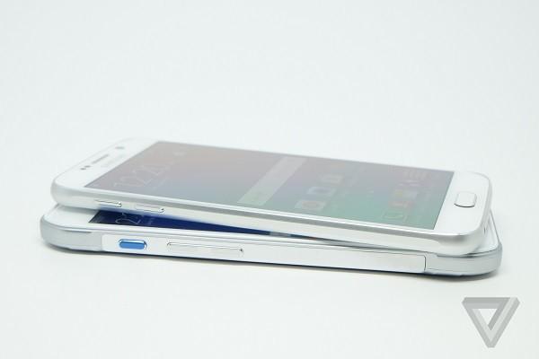 5 lý do nên mua Samsung Galaxy S6 thay vì S6 Active ảnh 4
