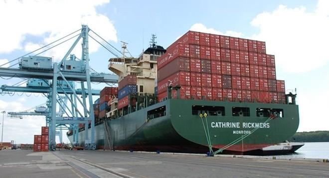 Các cảng biển ở Đức chịu thiệt hại nặng từ lệnh trừng phạt kinh tế đối với Nga