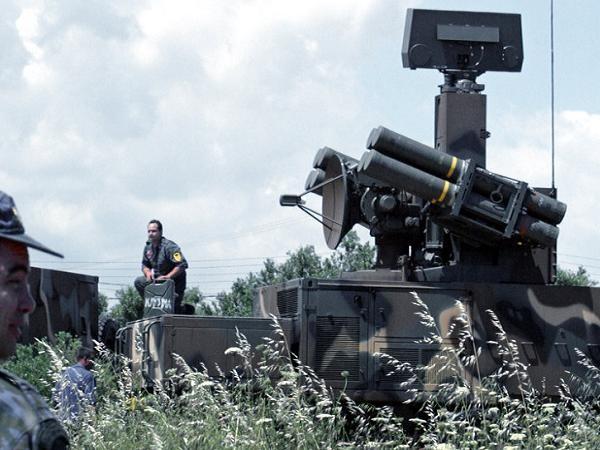 Khẩu đội tên lửa phòng không tầm ngắn Crotale NG của Pháp
