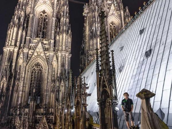 Mãn nhãn với những bức ảnh chụp trộm về các công trình kỳ vĩ thế giới ảnh 7