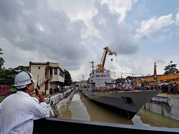 Tàu tấn công cao tốc WJFAC tại lễ hạ thủy hôm 30-6