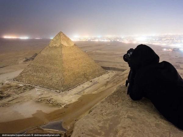Mãn nhãn với những bức ảnh chụp trộm về các công trình kỳ vĩ thế giới ảnh 4