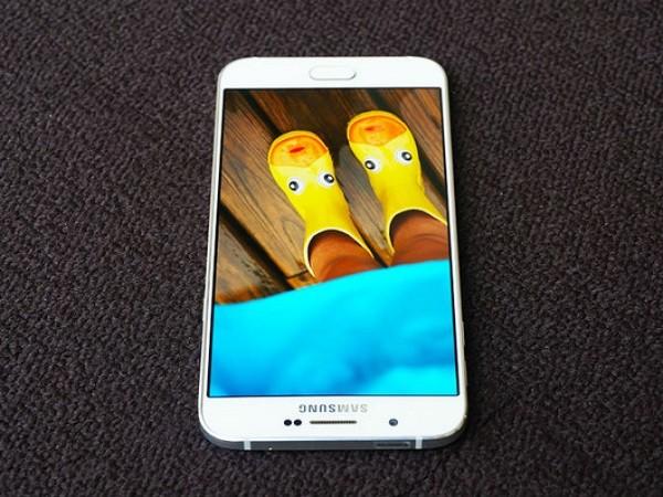 """Samsung Galaxy A8: Điện thoại """"siêu mỏng cánh"""" ảnh 12"""