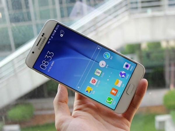 """Samsung Galaxy A8: Điện thoại """"siêu mỏng cánh"""""""