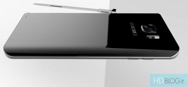 Samsung Galaxy Note 5 sẽ có thiết kế kim loại cao cấp ảnh 1