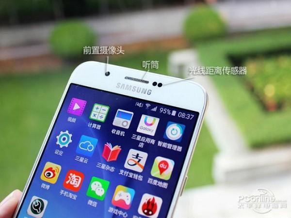 """Samsung Galaxy A8: Điện thoại """"siêu mỏng cánh"""" ảnh 8"""